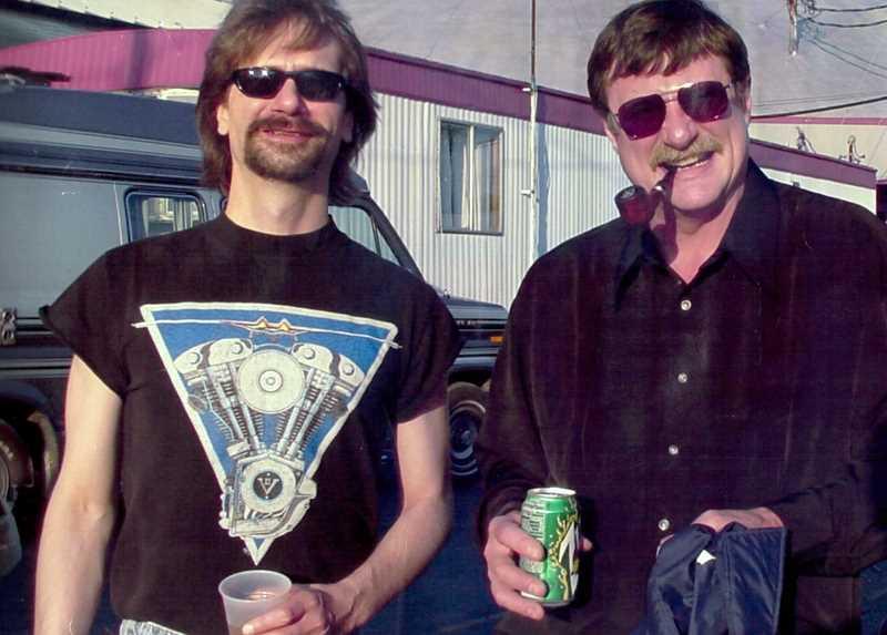 Slick & Jack Armstrong circa 1999